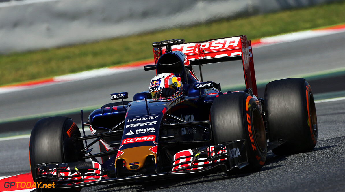 Formula One Testing Pierre Gasly (FRA) Scuderia Toro Rosso STR10 Test Driver.