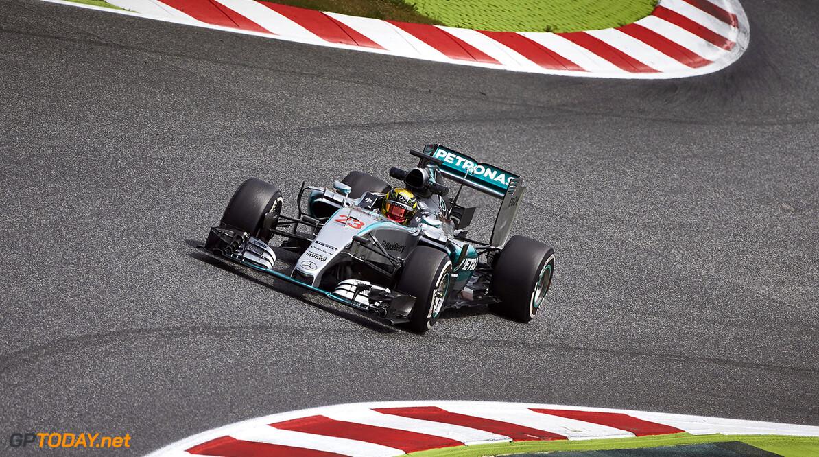 Mercedes pronkt met talenten Wehrlein en Ocon