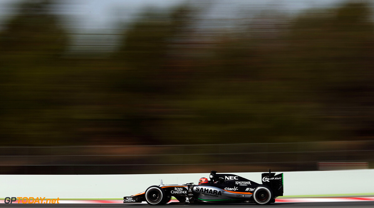 Formula One Testing Esteban Ocon (FRA) Sahara Force India F1 VJM08 Test Driver.