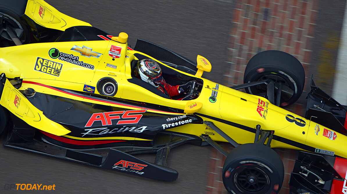 2014 IndyCar Andretti Autosport Kurt Busch Unveiling and Rookie  9 May, 2015, Indianapolis, Indiana, USA IndyCar Friday (C) 2015,  Walt Kuhn Indianapolis Motor Speedway Indianapolis, Indiana May 9, 2015  Walt Kuhn (C) 2015, Walt Kuhn Indianapolis USA  2015 IndyCar Indy Indy 500