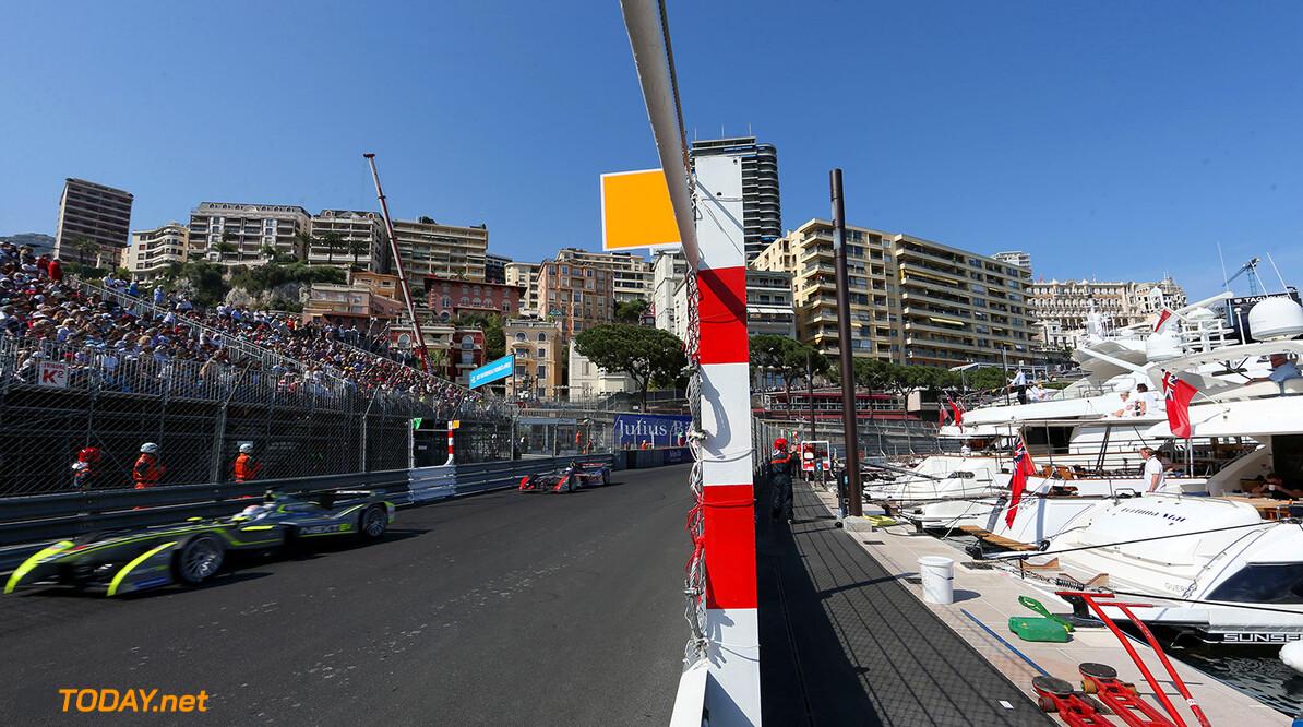2014/2015 FIA Formula E Championship.  Monaco ePrix, Monte Carlo, Monaco, Europe. Saturday 9 May 2015  Photo: Jed Leicester /LAT/Formula E ref: Digital Image JL1_4164