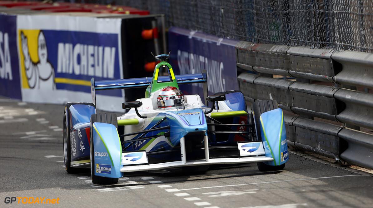 2014/2015 FIA Formula E Championship. Monaco ePrix, Monte Carlo, Monaco, Europe. Saturday 9 May 2015  Photo: Andrew Ferraro/LAT/Formula E ref: Digital Image _FER9145