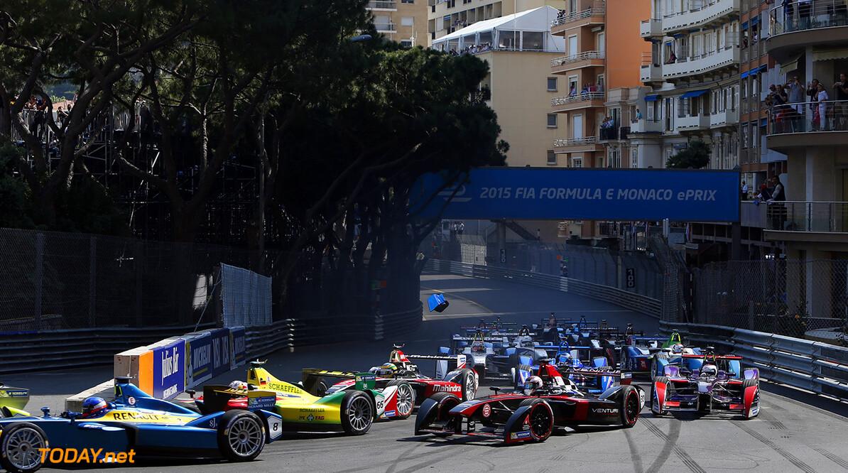 2014/2015 FIA Formula E Championship. Monaco ePrix, Monte Carlo, Monaco, Europe. Saturday 9 May 2015  Photo: Andrew Ferraro/LAT/Formula E ref: Digital Image _FER9212