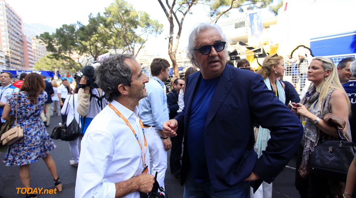 2014/2015 FIA Formula E Championship. Monaco ePrix, Monte Carlo, Monaco, Europe. Saturday 9 May 2015  Photo: Andrew Ferraro/LAT/Formula E ref: Digital Image _MG_7414