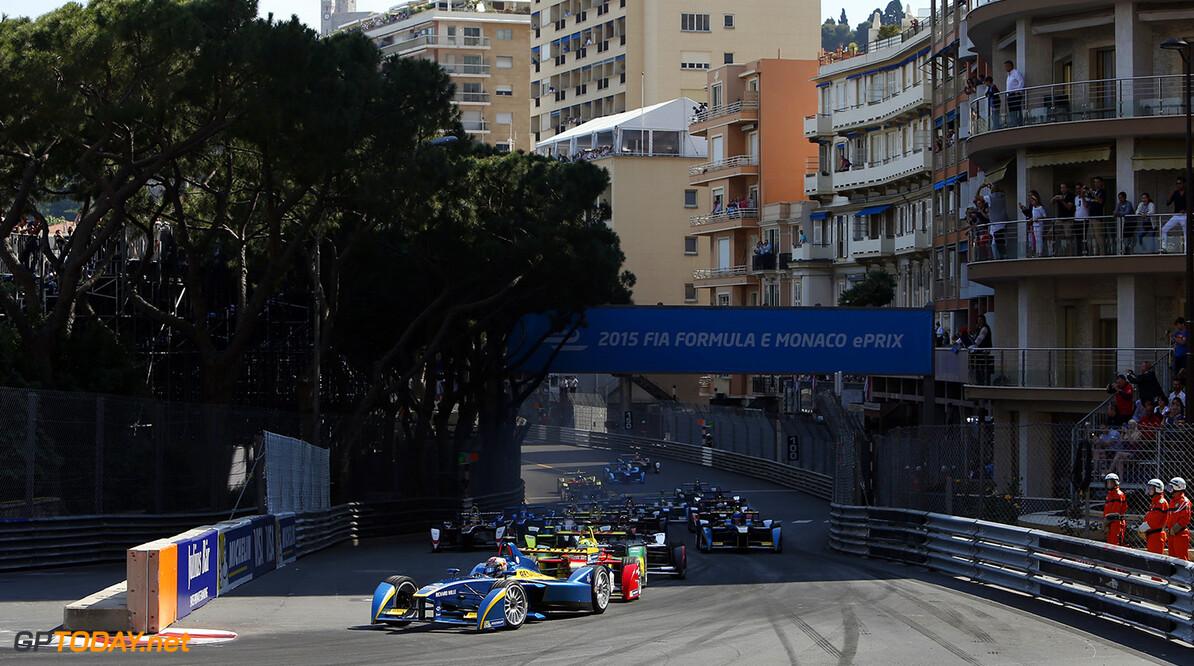 2014/2015 FIA Formula E Championship. Monaco ePrix, Monte Carlo, Monaco, Europe. Saturday 9 May 2015  Photo: Andrew Ferraro/LAT/Formula E ref: Digital Image _FER9205