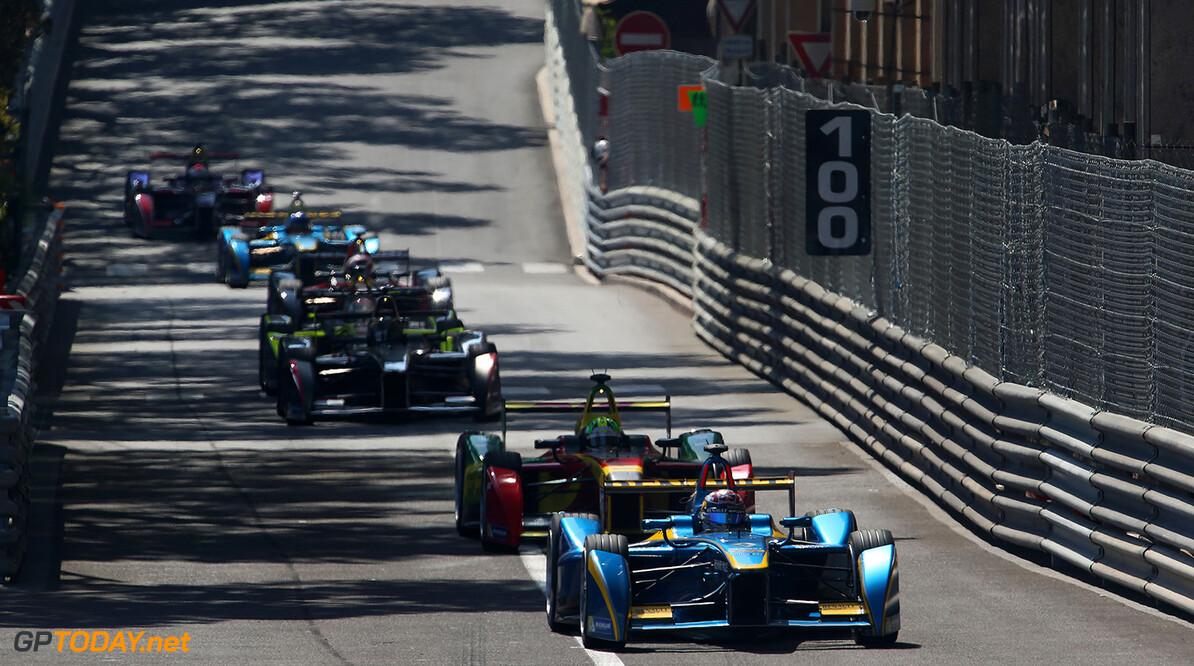 2014/2015 FIA Formula E Championship.  Monaco ePrix, Monte Carlo, Monaco, Europe. Saturday 9 May 2015  Photo: Jed Leicester /LAT/Formula E ref: Digital Image JL2_3571