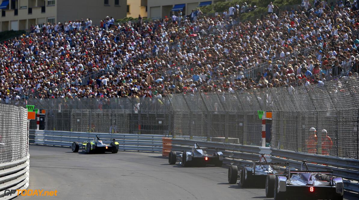 2014/2015 FIA Formula E Championship. Monaco ePrix, Monte Carlo, Monaco, Europe. Saturday 9 May 2015  Photo: Andrew Ferraro/LAT/Formula E ref: Digital Image _FER9490