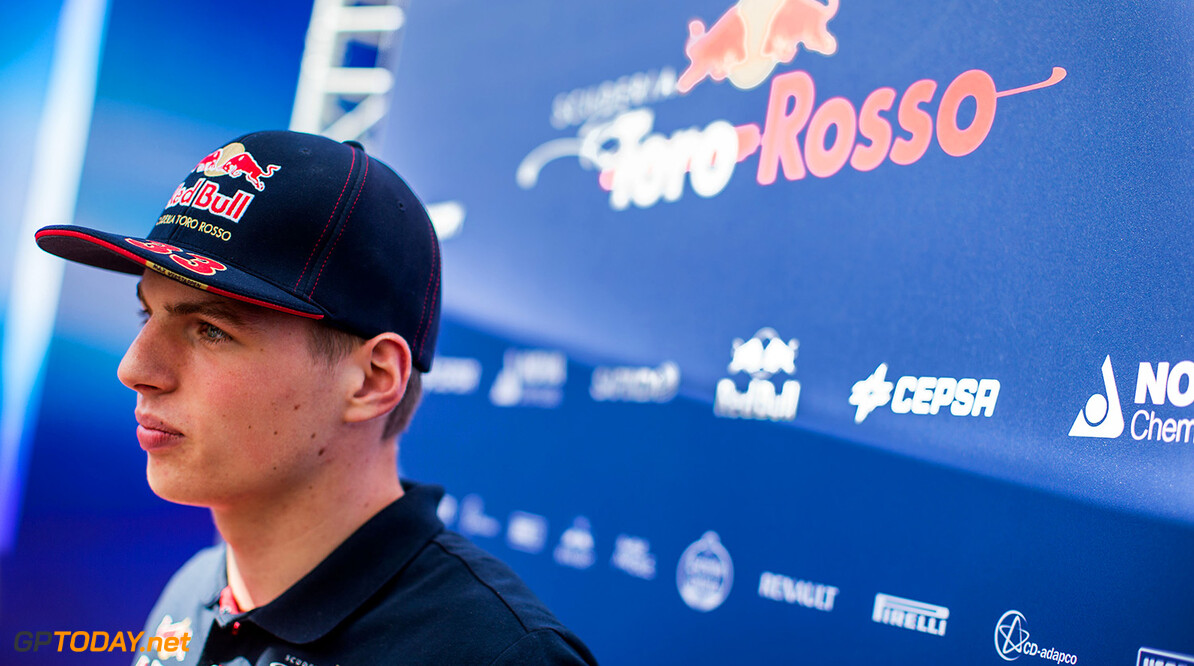 527885597PF007_F1_Grand_Pri MONTE-CARLO, MONACO - MAY 20:  20:  20:  20:  20:  20:  20:  20:  Max Verstappen of Scuderia Toro Rosso and The Netherlands during previews to the Monaco Formula One Grand Prix at Circuit de Monaco on May 20, 2015 in Monte-Carlo, Monaco.  (Photo by Peter Fox/Getty Images) *** Local Caption *** Max Verstappen F1 Grand Prix of Monaco - Previews Peter Fox Monte-Carlo Monaco  Formula One Racing formula 1 Auto Racing Formula One Grand Prix Monaco GP Monaco Formula One Grand Prix