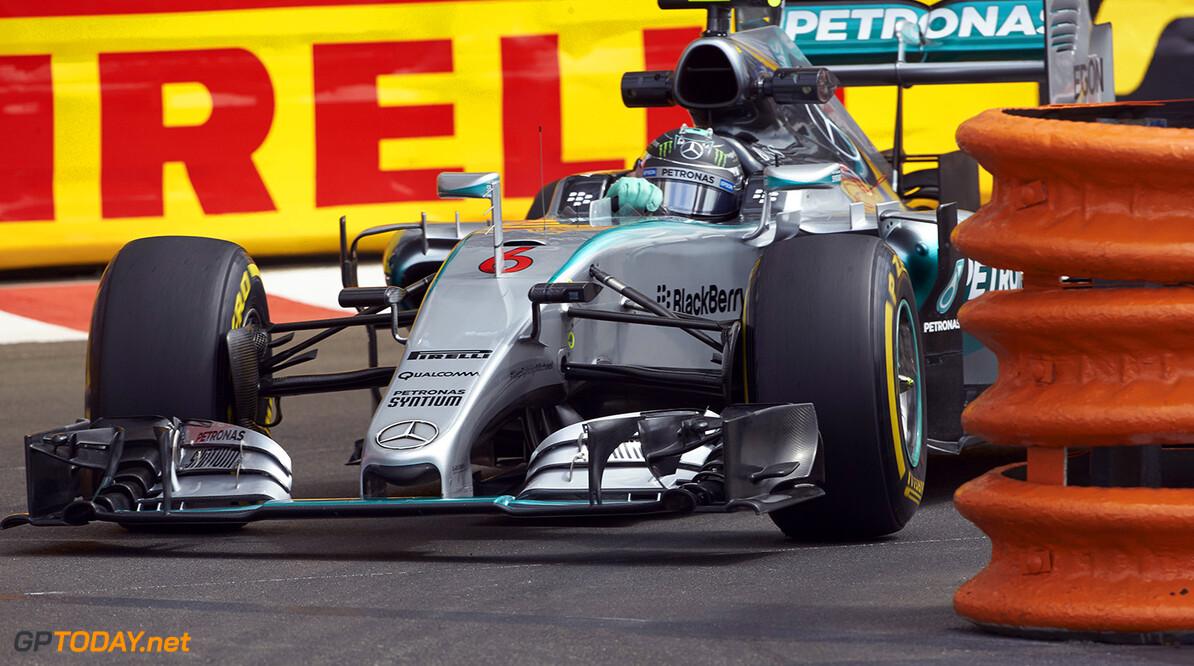 Rosberg kwam niet in zijn ritme tijdens cruciale kwalificatieronden