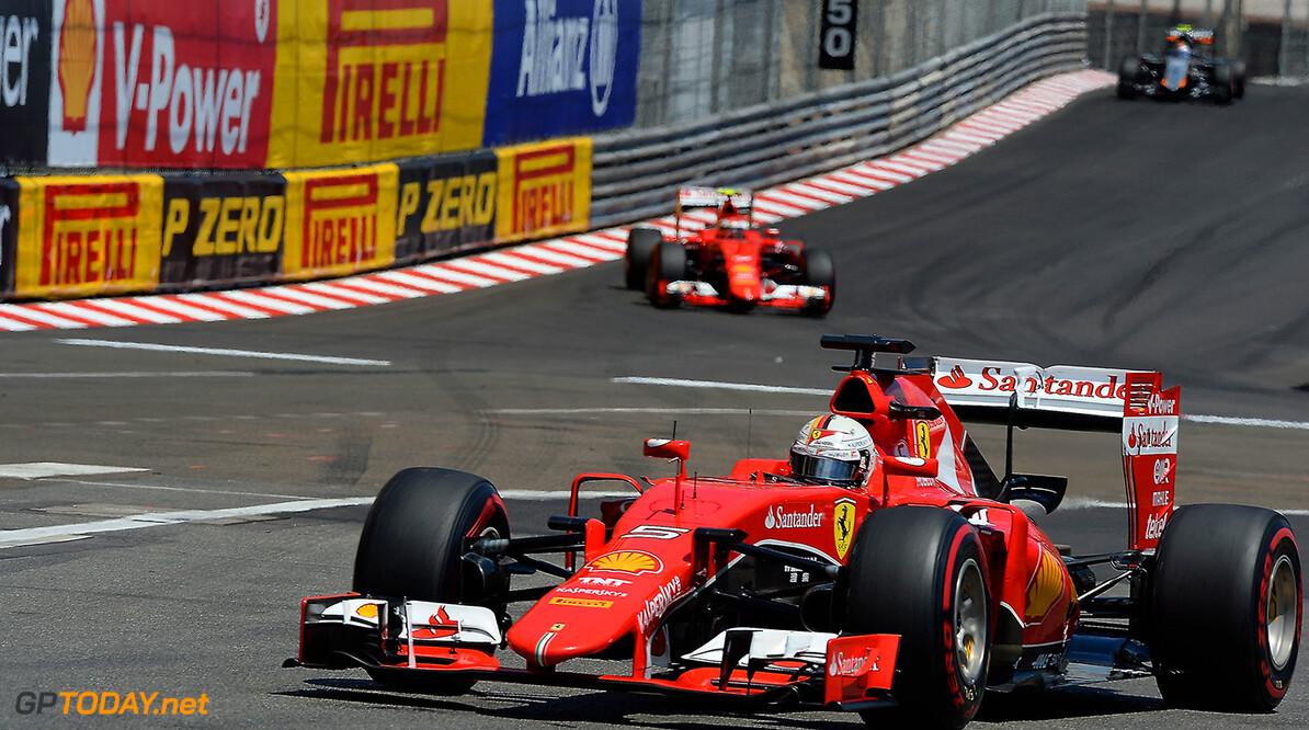 Ferrari stuit op grenzen van potentieel SF15-T