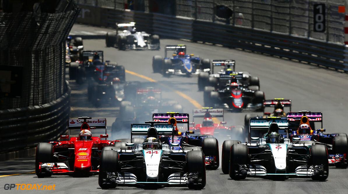 Formule 1 werkt aan luidere motoren voor 2016