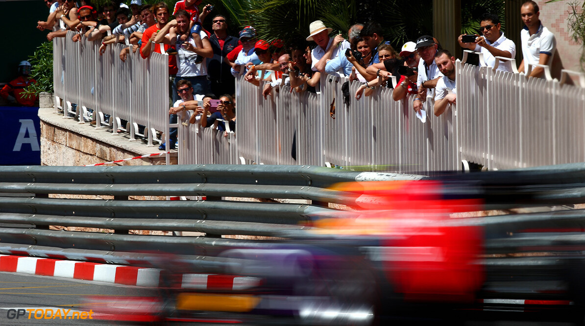 MONTE-CARLO, MONACO - MAY 24:  Daniil Kvyat of Russia and Infiniti Red Bull Racing drives during the Monaco Formula One Grand Prix at Circuit de Monaco on May 24, 2015 in Monte-Carlo, Monaco.  (Photo by Paul Gilham/Getty Images) // Getty Images/Red Bull Content Pool // P-20150524-00545 // Usage for editorial use only // Please go to www.redbullcontentpool.com for further information. //  F1 Grand Prix of Monaco Paul Gilham Monte-Carlo (City) Monaco  P-20150524-00545