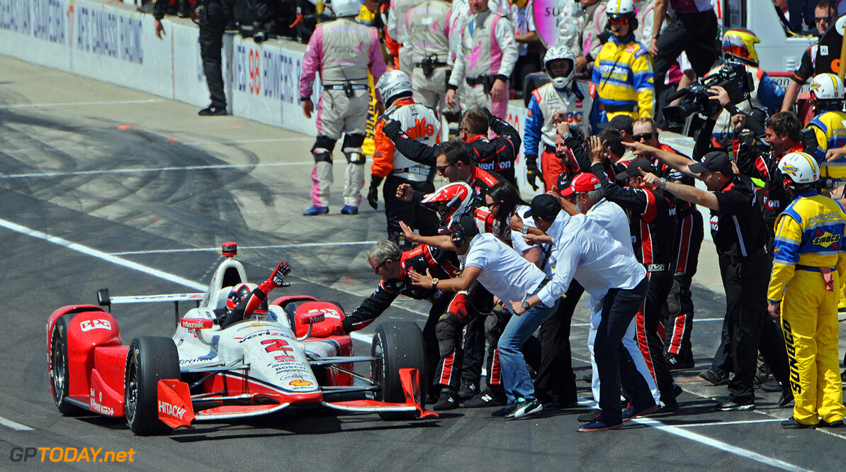 2014 IndyCar Andretti Autosport Kurt Busch Unveiling and Rookie  24 May, 2015, Indianapolis, Indiana, USA IndyCar Sunday  Race Day (C) 2015,  Walt Kuhn Indianapolis Motor Speedway Indianapolis, Indiana May 24, 2015 Walt Kuhn (C) 2015, Walt Kuhn Indianapolis USA  2015 IndyCar Indy Indy 500