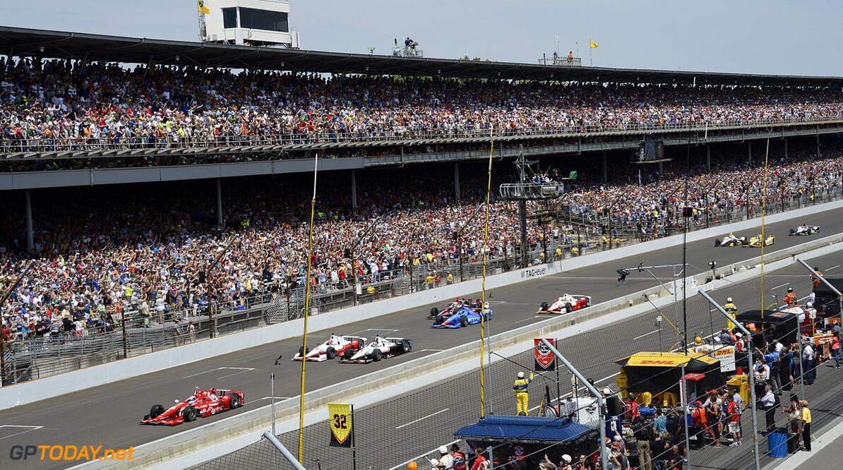 Mann weer met Dale Coyne in Indy 500