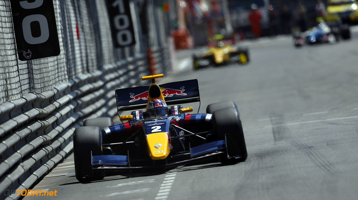 02 STONEMAN Dean (GBR) Dams (FRA) action during the 2015 Formula Renault 3.5 race at Monaco from May 22 to 24th 2015, in Monaco. Photo Jean Michel Le Meur / DPPI AUTO - MONACO FR 3.5 2015 JEAN MICHEL LE MEUR Monaco Monaco  Auto Car FR FR 3.5 Formule Renault WSR World Series by Renault MAI MAY MONACO MONOPLACE Motorsport Race UNIPLACE