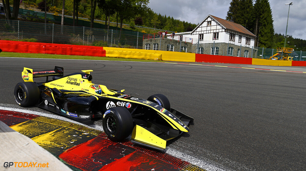40 MERHI Roberto (SPA) Pons Racing (SPA) action during the 2015 World Series by Renault from May 29th to 31st 2015, at Spa Francorchamps, Belgium. Photo Frederic Le Floch / DPPI. AUTO - WSR SPA FRANCORCHAMPS 2015 Frederic Le Floch Spa Belgium  2.0 2015 Auto Car CHAMPIONNAT ESPAGNE Europe FORMULA RENAULT FORMULES FR FR 3.5 MONOPLACE Motorsport Race RENAULT SPORT series Sport UNIPLACE VOITURES WORLD WORLD SERIES BY RENAULT WSR