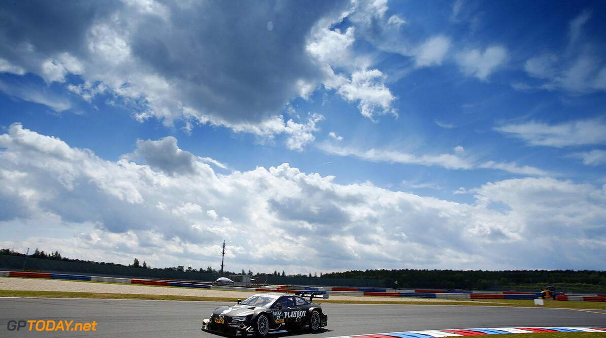 #27 Adrien Tambay, Audi RS5 DTM