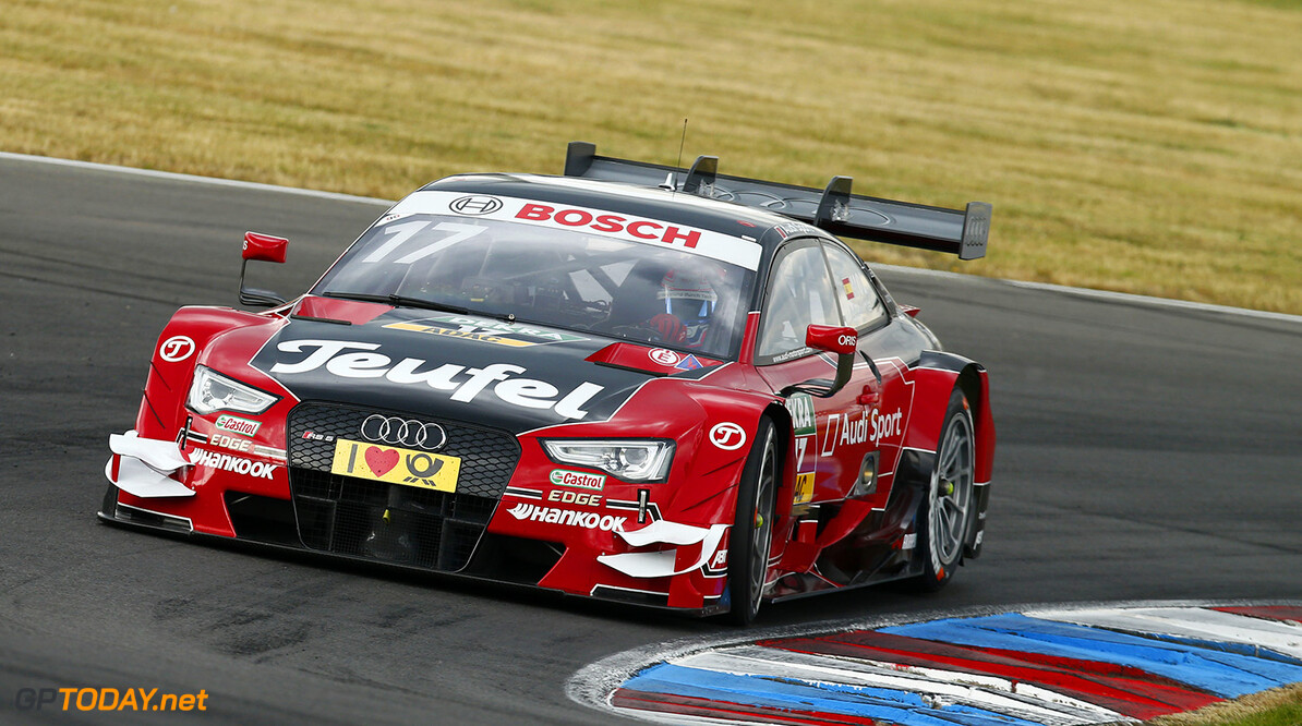 #17 Miguel Molina, Audi RS5 DTM