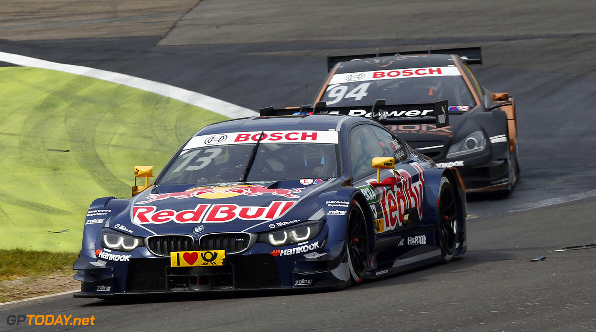 #13 Antonio Felix da Costa, BMW M4 DTM, #94 Pascal Wehrlein, Mercedes-AMG C 63 DTM