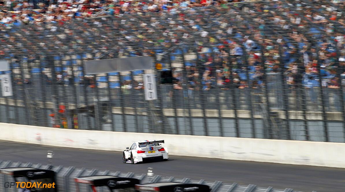 #77 Martin Tomczyk, BMW 4 DTM