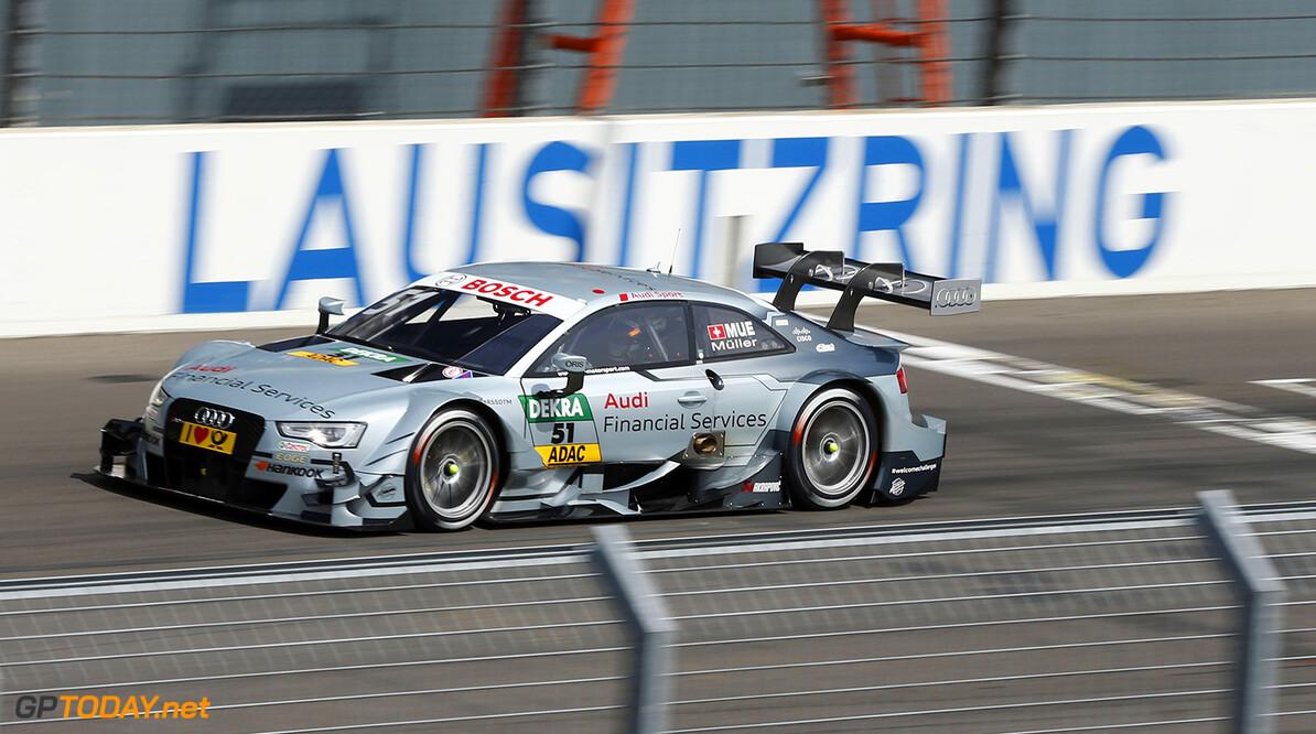 #51 Nico Muller, Audi RS5 DTM