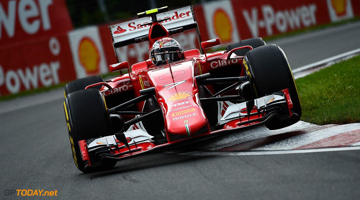 Ferrari re-signs Kimi Raikkonen for 2016