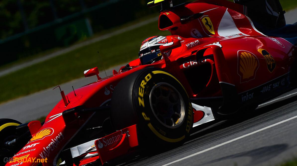 """Ferrari: """"Kimi afdanken zou een fout zijn geweest"""""""