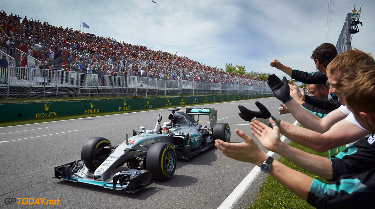 Mercedes heeft extra racesnelheid aangeboord