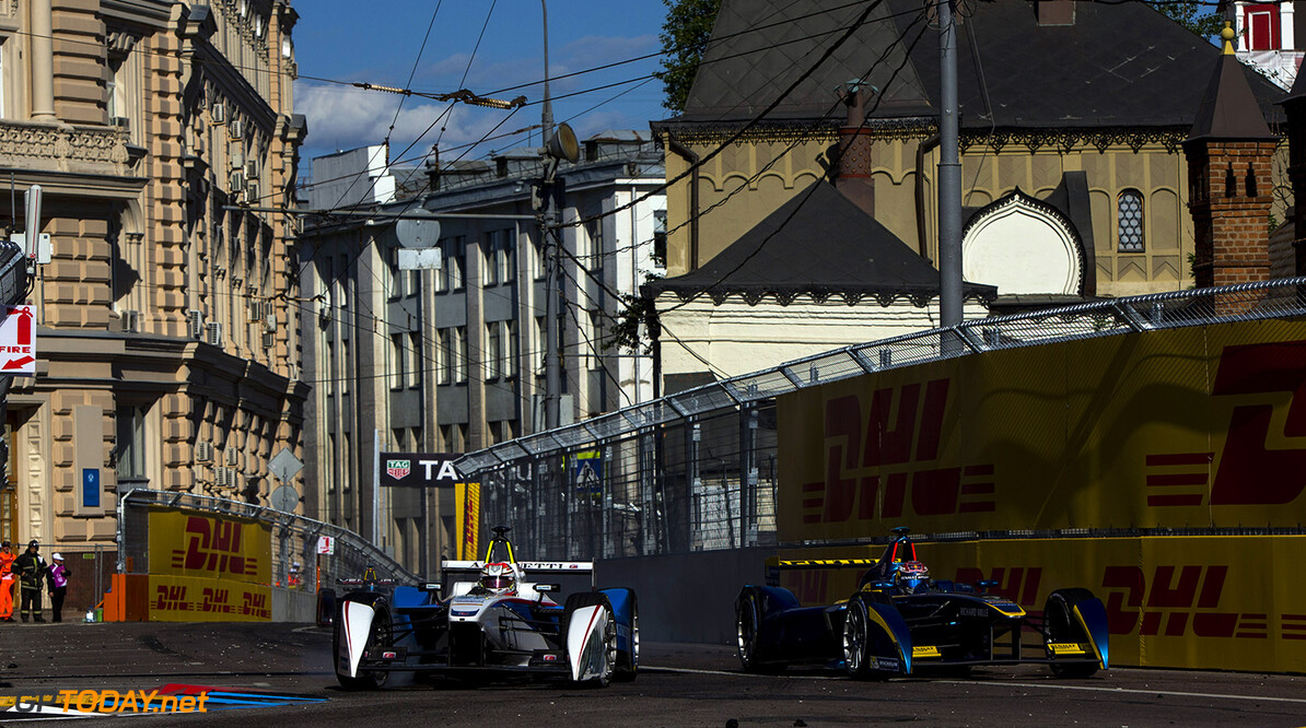 2014/2015 FIA Formula E Championship. Moscow ePrix, Moscow, Russia. Saturday 6 June 2015  Photo: Zak Mauger/LAT/Formula E ref: Digital Image _L0U1535  Zak Mauger    fe formula e