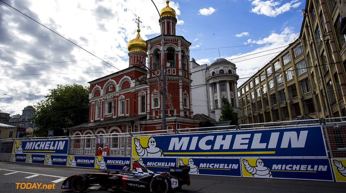2014/2015 FIA Formula E Championship. Moscow ePrix, Moscow, Russia. Saturday 6 June 2015  Photo: Zak Mauger/LAT/Formula E ref: Digital Image _L0U0457  Zak Mauger    fe formula e
