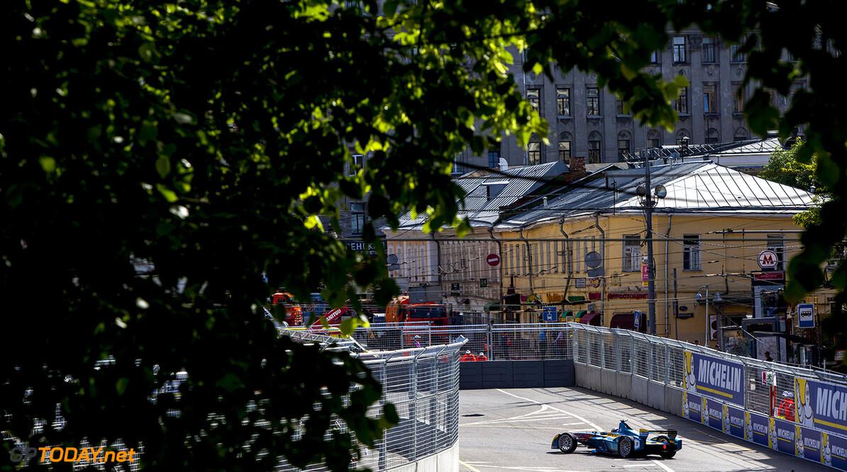 2014/2015 FIA Formula E Championship. Moscow ePrix, Moscow, Russia. Saturday 6 June 2015  Photo: Zak Mauger/LAT/Formula E ref: Digital Image _MG_8165  Zak Mauger    fe formula e