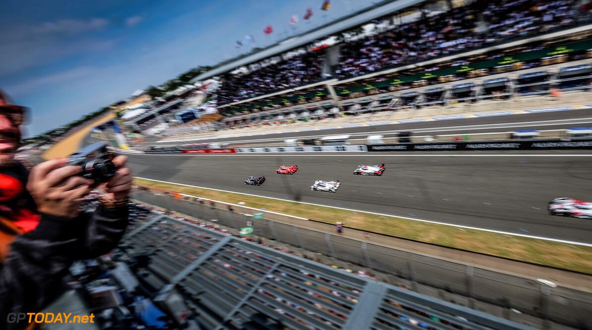 DSCF0138.jpg Race start - Le Mans 24 Hours at Circuit Des 24 Heures - Le Mans - France  Race start - Le Mans 24 Hours at Circuit Des 24 Heures - Le Mans - France  John Rourke Le Mans France  Adrenal Media Le Mans 24 Hours Le Mans France FIA WEC