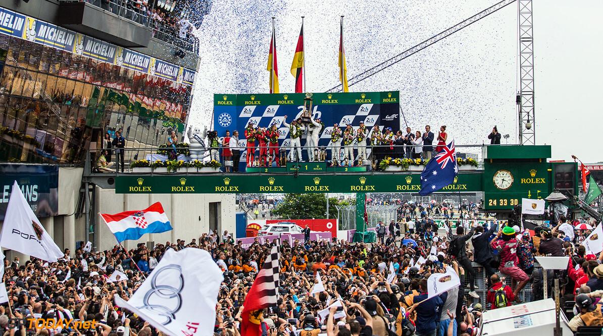 Hulkenberg set to defend Le Mans title in 2016