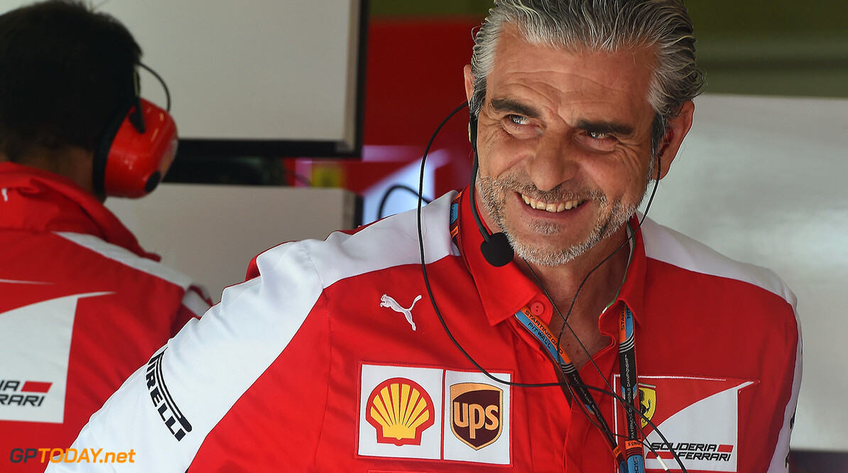 Arrivabene surprised by 'Vettel better than Schu' controversy