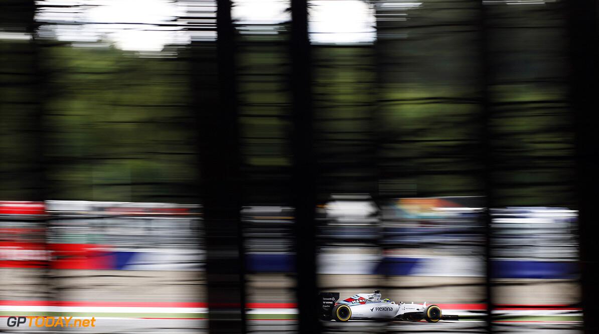 Circuit Gilles Villeneuve, Montreal, Canada. Friday 19 June 2015. Felipe Massa, Williams FW37 Mercedes. Photo: Steven Tee/Williams ref: Digital Image WX0W8519  Steven Tee    Action
