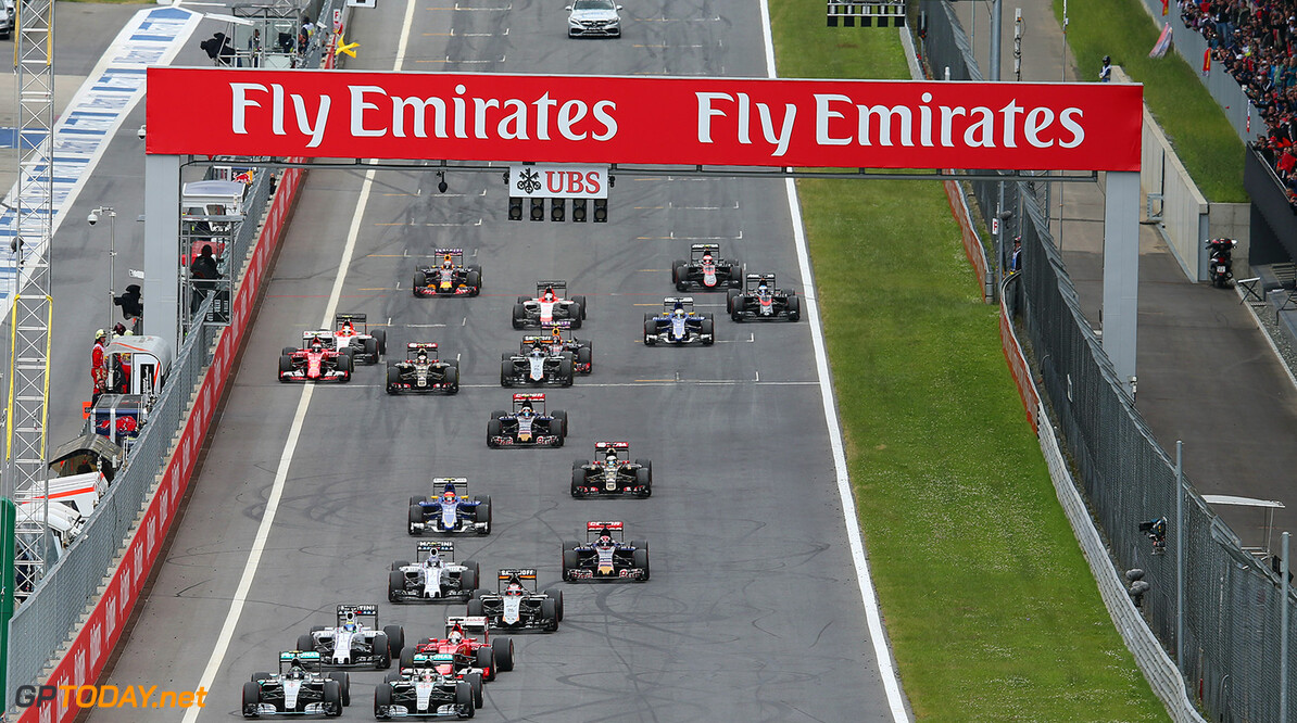Verstappen predicts bigger differences between starts