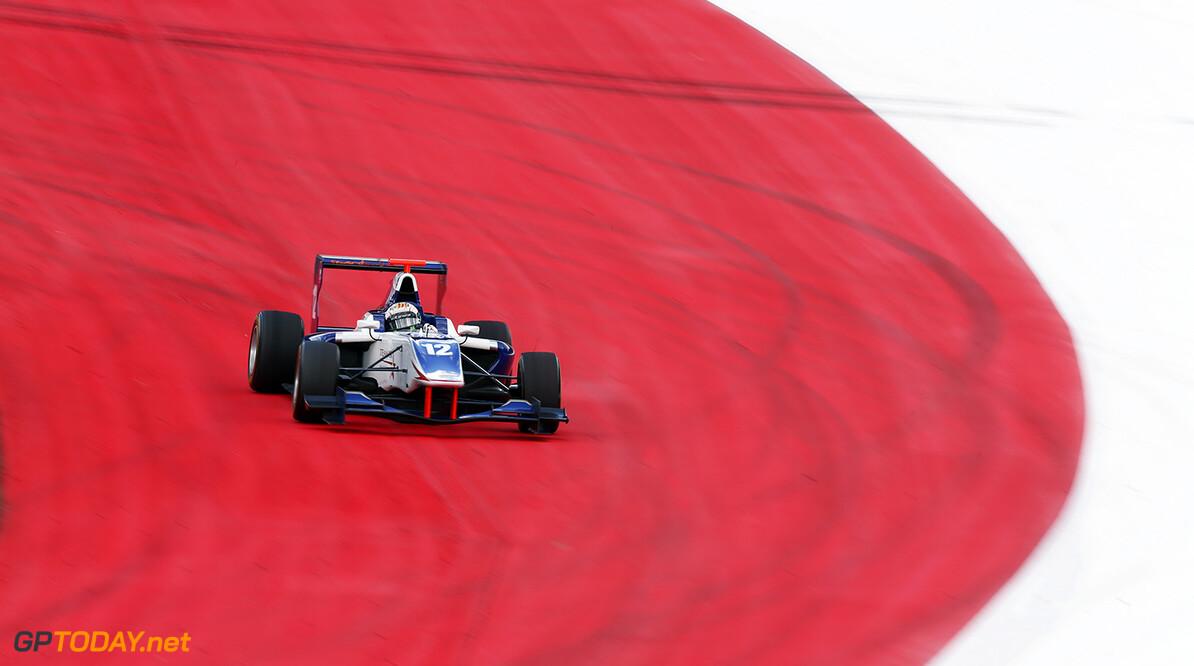 2015 GP3 Series Round 2. Red Bull Ring, Spielberg, Austria. Saturday 20 June 2015. Matthew Parry (GBR, Koiranen GP)  Photo:  Sam Bloxham/GP3 Media Service ref: Digital Image _SBL5932  Sam Bloxham    Race One