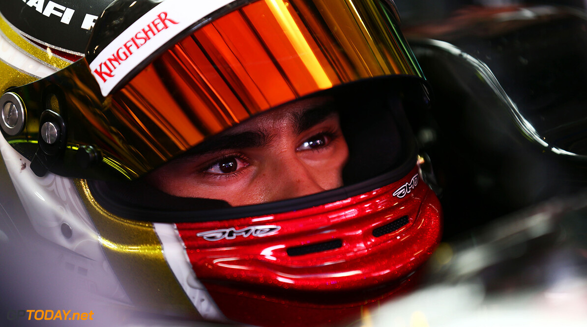 Wehrlein not denying rumours linking him with Manor