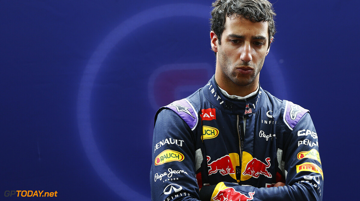 SPIELBERG, AUSTRIA - JUNE 24:  Daniel Ricciardo of Australia and Infiniti Red Bull Racing during Formula One Testing at the Red Bull Ring on June 24, 2015 in Spielberg, Austria.  (Photo by Andrew Hone/Getty Images) // Getty Images/Red Bull Content Pool // P-20150624-00209 // Usage for editorial use only // Please go to www.redbullcontentpool.com for further information. //  F1 Grand Prix Testing in Austria Andrew Hone Spielberg Bei Knittelfeld Austria  P-20150624-00209