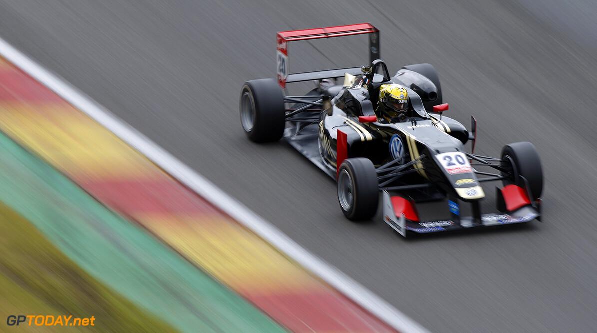 FIA Formula 3 European Championship, round 5, Spa-Francorchamps 20 Dorian Boccolacci (FRA, Signature, Dallara F312 - Volkswagen), FIA Formula 3 European Championship, round 5, Spa-Francorchamps (BEL) - 19. - 21. June 2015 FIA Formula 3 European Championship, round 5, Spa-Francorchamps (BEL) Thomas Suer Spa-Francorchamps Belgium