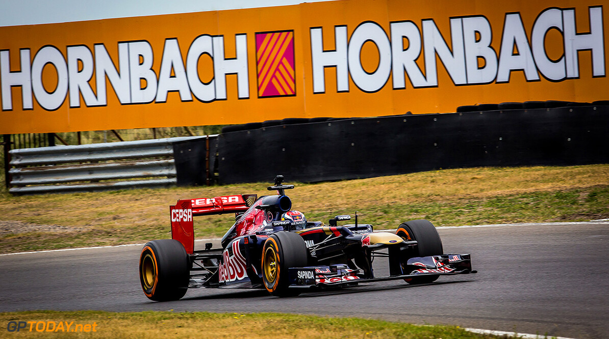 Italia a Zandvoort, driven by Max Verstappen at Circuit Park Zandvoort, Zandvoort, The Netherlands on 28 June 2015. Photo: Co van der Gragt. Italia a Zandvoort, driven by Max Verstappen Co van der Gragt Zandvoort The Netherlands