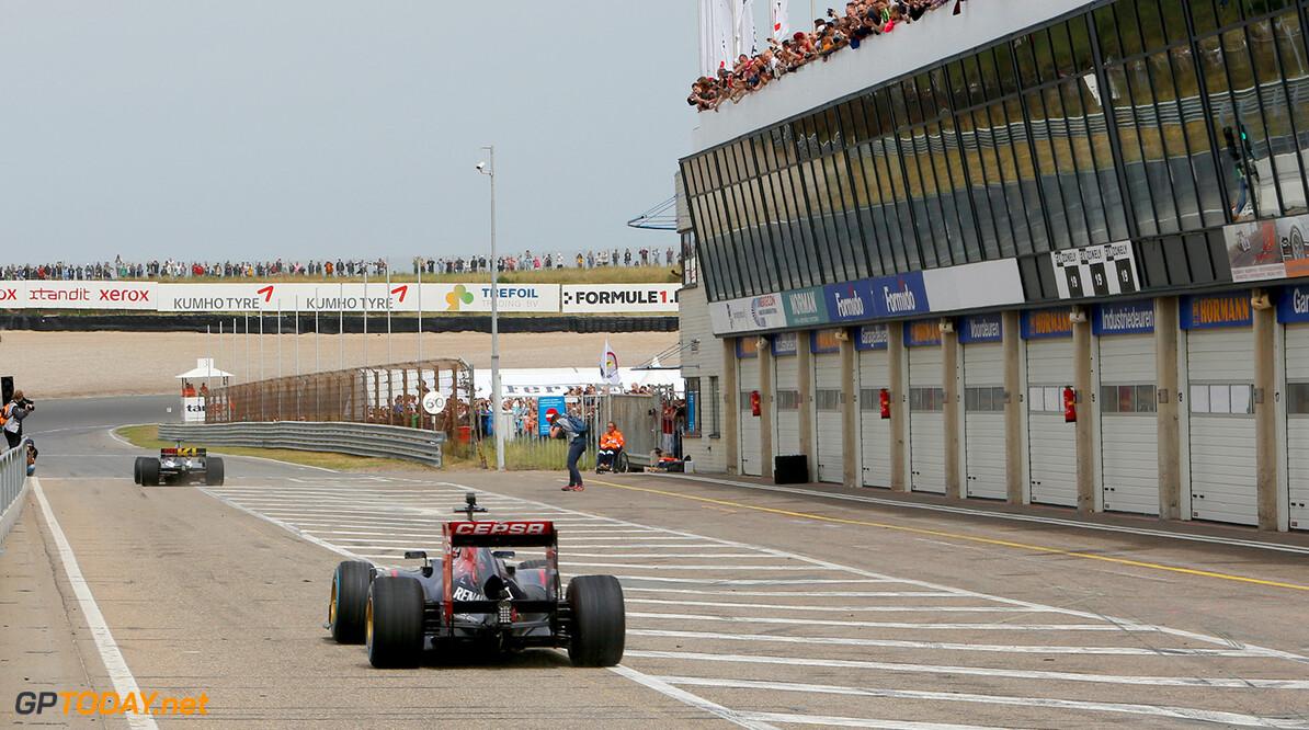 """VVD: """"Maakt niet uit waar, als de Formule 1 maar naar Nederland komt"""""""