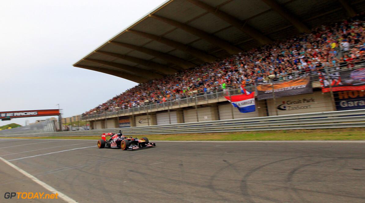 <strong>BREAKING:</Strong> 'Formule 1 in 2020 naar Zandvoort'