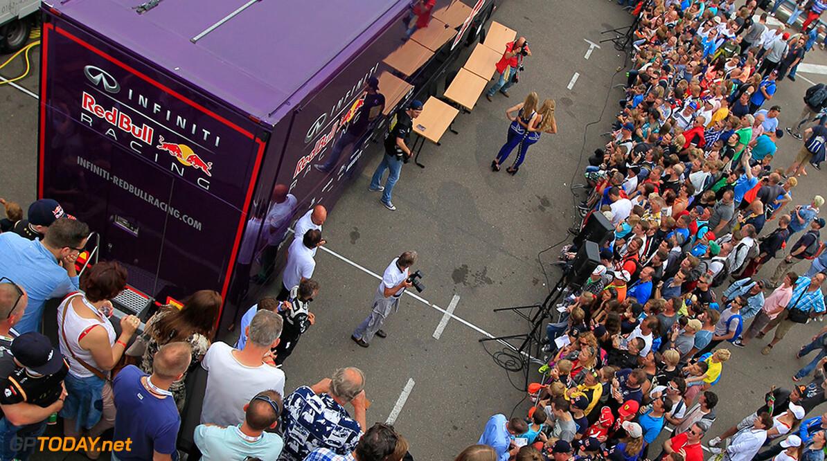 Lammers droomt al van Grand Prix van Nederland op Zandvoort