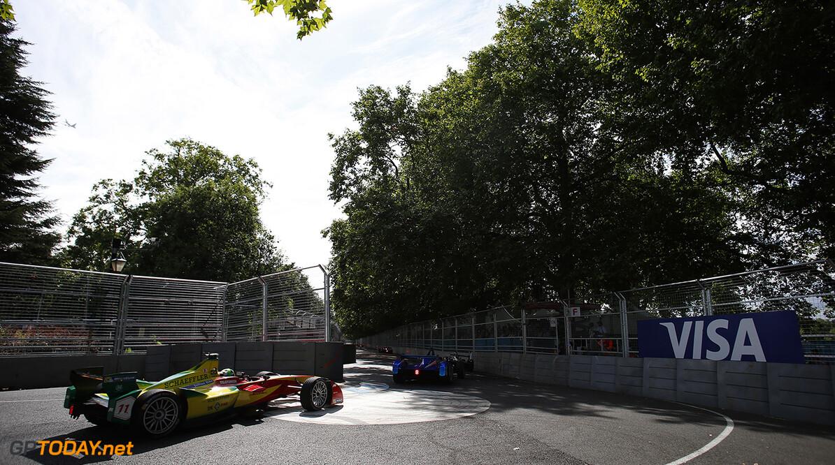 2014/2015 FIA Formula E Championship. London e-Prix, Battersea Park, London, UK. Sunday 28 June 2015. World Copyright: Steven Tee/LAT Photographic/Formula E. ref: Digital Image _L4R1148   Steven Tee