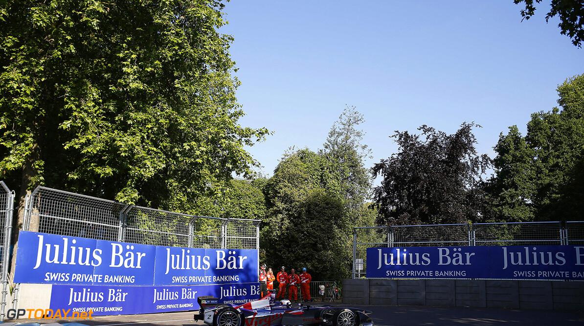 2014/2015 FIA Formula E Championship. London e-Prix, Battersea Park, London, UK. Saturday 27 June 2015. World Copyright: Glenn Dunbar/LAT Photographic/Formula E. ref: Digital Image _89P7450
