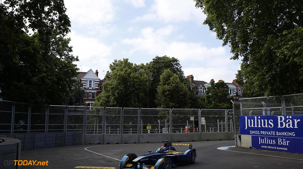 2014/2015 FIA Formula E Championship. London e-Prix, Battersea Park, London, UK. Saturday 27 June 2015. World Copyright: Glenn Dunbar/LAT Photographic/Formula E. ref: Digital Image _89P7591