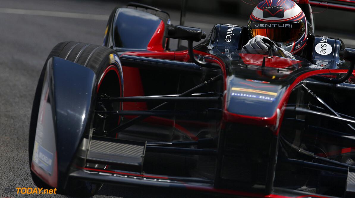 2014/2015 FIA Formula E Championship. London e-Prix, Battersea Park, London, UK. Saturday 27 June 2015. World Copyright: Glenn Dunbar/LAT Photographic/Formula E. ref: Digital Image _W2Q9862