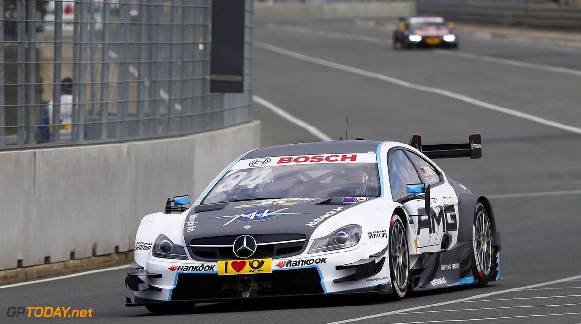 #84 Maximilian Gotz, Mercedes-AMG C63 DTM