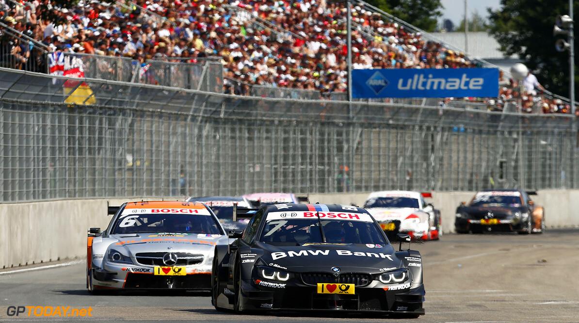 #7 Bruno Spengler, BMW M4 DTM